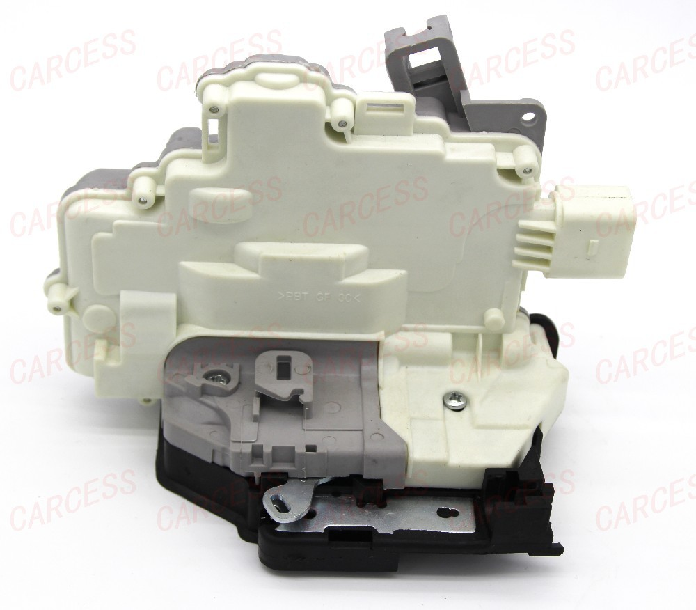 FRONT RIGHT PASSENGER SIDE CENTRAL DOOR LOCK LATCH ACTUATOR MECHANISM FOR AUDI Q5 8R 2008