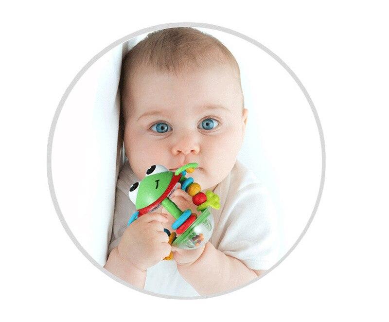 mordedor brinquedos para a criança infantil do