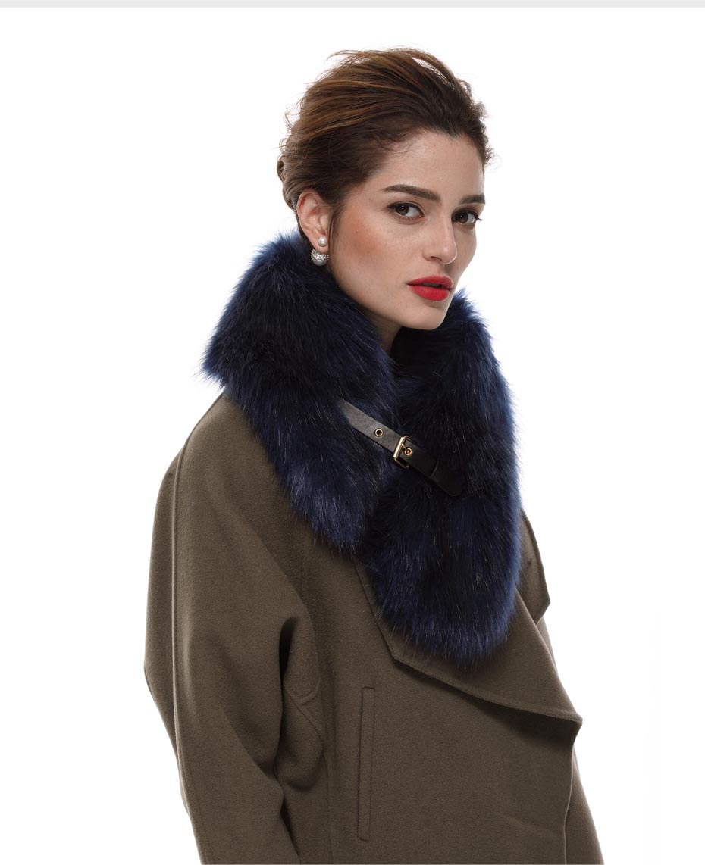 decorative tippet discount fur 15