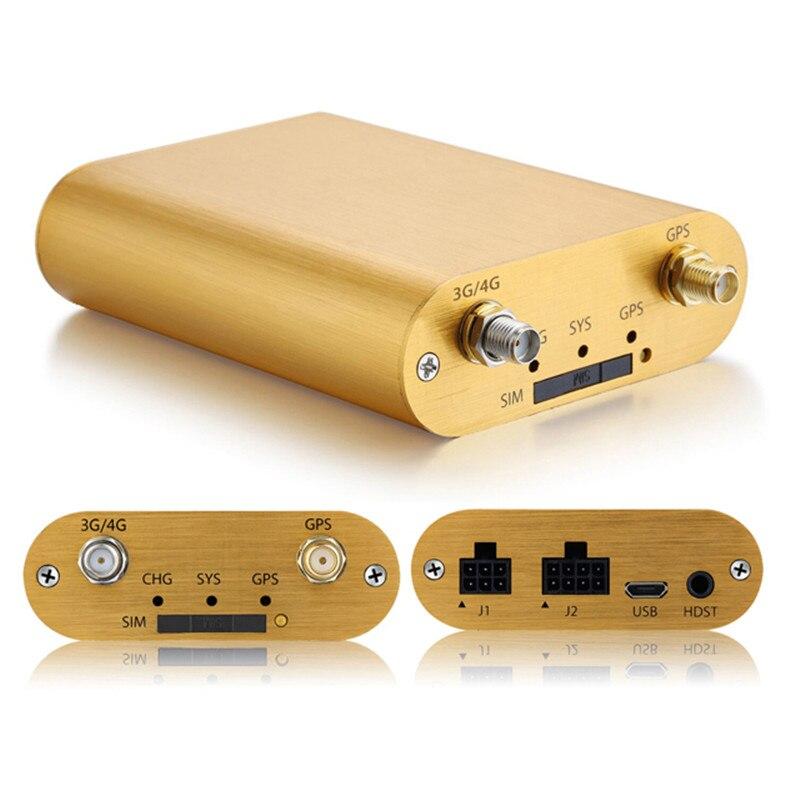 4 Г Автомобиль GPS Трекер FDD LTE TDD LTE 3 Г UTMS Слежения устройство 2 Г GSM Локатор 12 36 В Пробег Отчет В Реальном Времени Слежения 4 Г Трекер