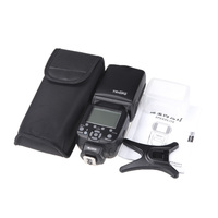 Newest Triopo TR 586EXC Wireless Mode TTL Flash Speedlite For Canon EOS 5D Mark II 5D3
