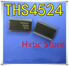 NEW 10PCS/LOT  THS4524IDBTR THS4524IDBT THS4524 TSSOP38  IC