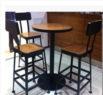 High Bar Stool Chairs How To Make Santa Hat Chair Back Covers American Village Starbucks Table Specials