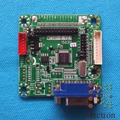 MT561-B 5 В Универсальный VGA LVDS ЖК-Драйвер Контроллера Совета Дополнительно Перемычкой бесплатная доставка