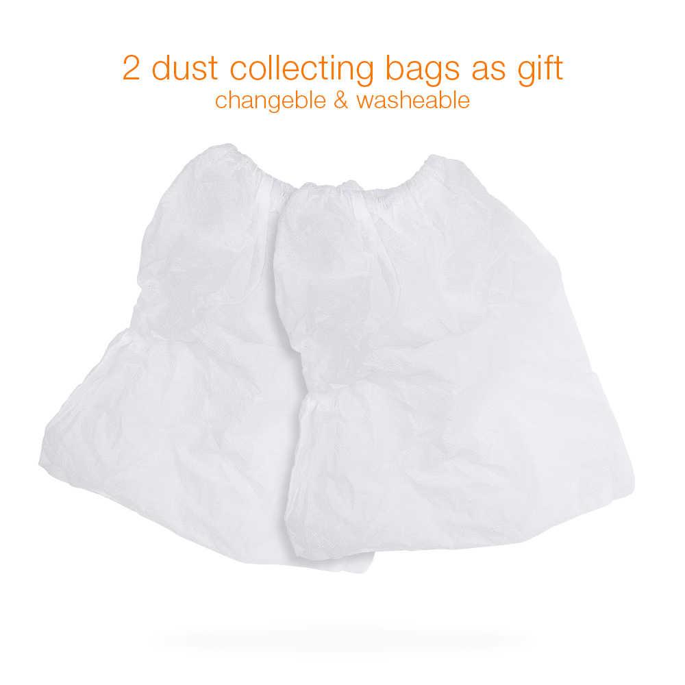 Высокое качество, очиститель для удаления пыли для ногтей, оборудование для салонов красоты, коллектор, всасывающий инструмент для маникюра, устройство для чистки