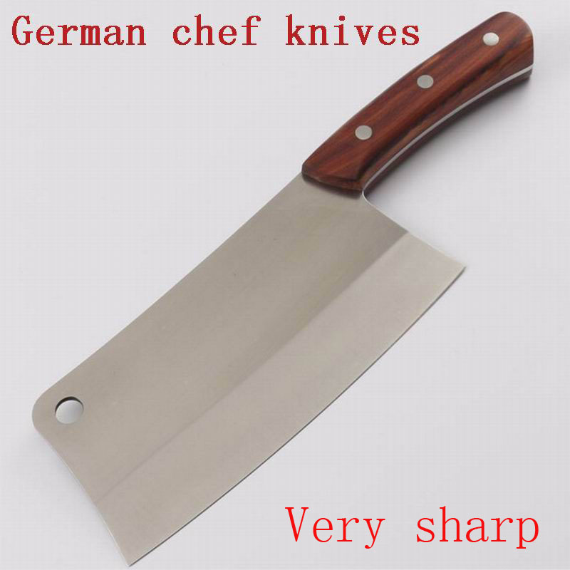 High Quality Kitchen Knives Stainless Steel Japanese Chef Knife Meat Cleaver Vegetable Knife cooking Tools cuchillos de cocinaHigh Quality Kitchen Knives Stainless Steel Japanese Chef Knife Meat Cleaver Vegetable Knife cooking Tools cuchillos de cocina