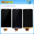 Replacement full screen for LG G3 Mini lcd with touch digitizer G3s D722 D724 display assembly 1 piece free shipping+free tools
