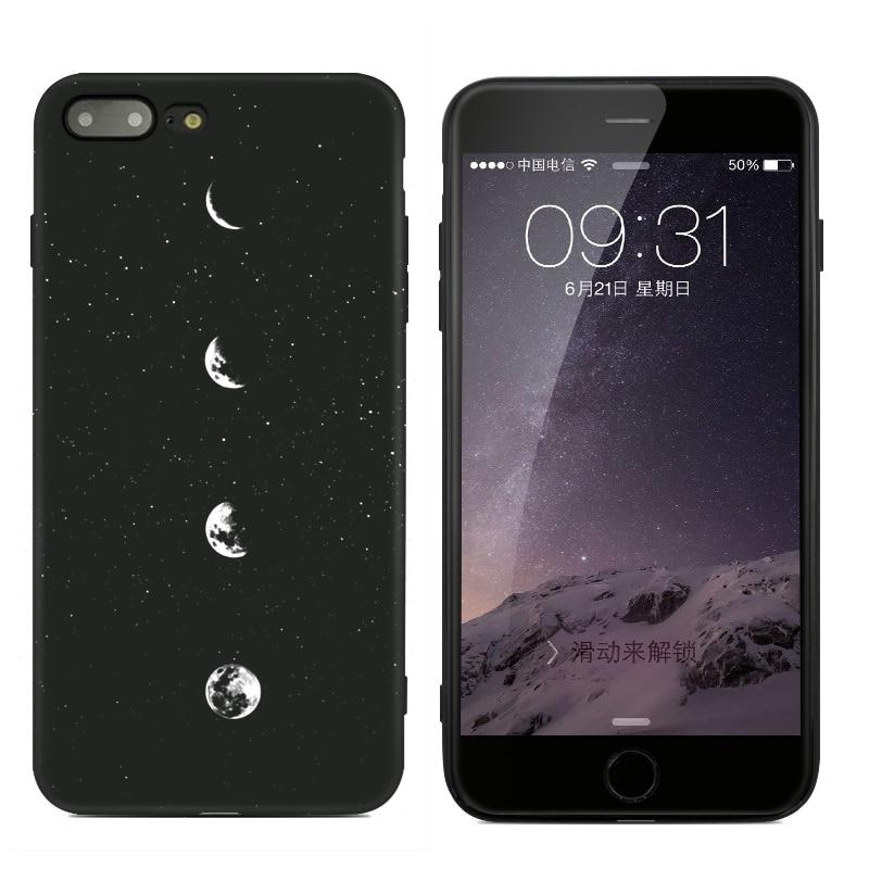Yeni üslubda gecə seriyası iPhone 6 üçün 6s 6 Plus 6s Plus 7 7 - Cib telefonu aksesuarları və hissələri - Fotoqrafiya 2