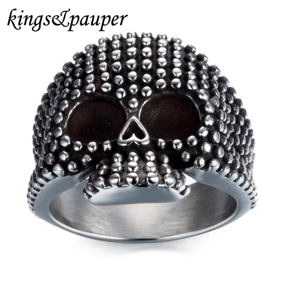 skull skeleton previous mens biker products rings s pirate unisaks men