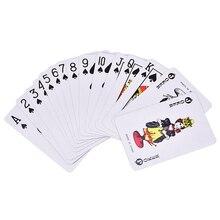 Карты для покера, мини, милый покер, домашнее украшение, игра, креативный подарок для ребенка, наружные аксессуары для скалолазания
