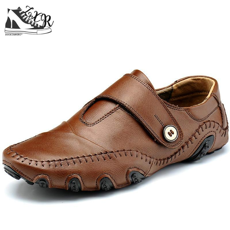 Summer Men Loafers New Casual Shoes Slip On Fashion Drivers Loafer Genuine Leather Men's Casual Shoes Genuine Leather Men Shoes new casual shoes winter fur men loafers 2017 slip on fashion drivers loafer boat shoes genuine leather moccasins plush men shoes