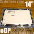 """14 """"дюймовый 1920x1080 ips ноутбук жк светодиодный экран Матричный дисплей LP140WF3-SPD1 LP140WF3-SPC1 LP140WF1-SPK3 N140HCE-EAA HB140FH1-301"""