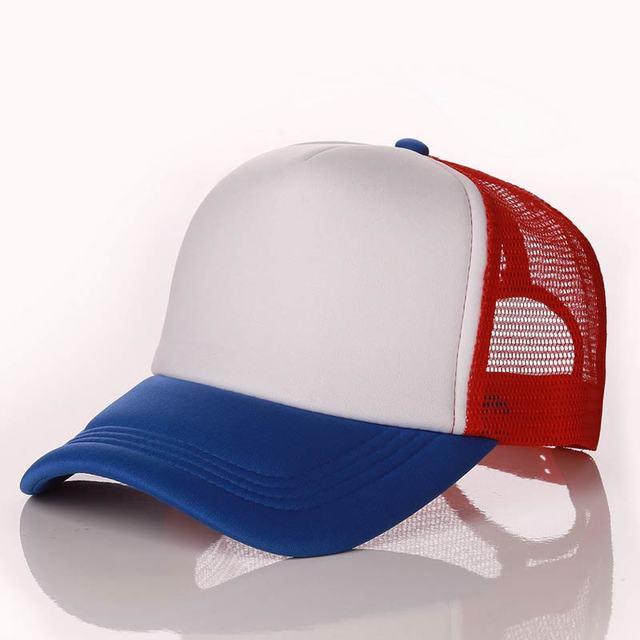 Blue white red Baseball net 5c64f225d8786