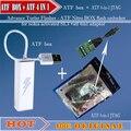 Advance Turbo Flasher-ATF Nitro КОРОБКА флэш-unlocker для nokia SL3 активации + атф 4in1 адаптер