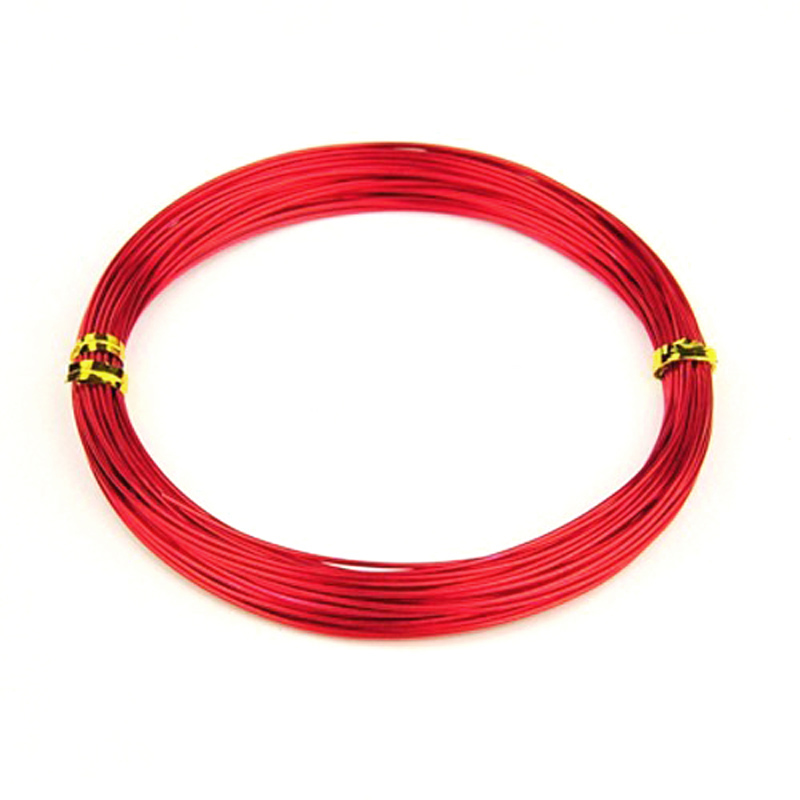 Pandahall 0.8mm 7 Colors Aluminum Wires craft for DIY jewelry making ...