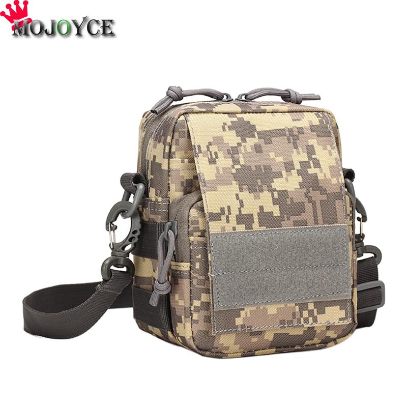 Men Military Travel Small Shoulder Crossbody Pack Waterproof Waist Bag Pouch Storage Pack все цены