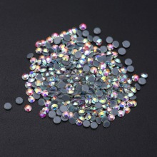SS3-SS40 Flatback Iron On Hotfix Rhinestones AB Crystal White Clear Hot Fix Stones Glitter Gems Strass For Clothes Motif Designs glitter mixed sizes white crystal ab hotfix strass rhinestones round flatback imitation iron on glass crystals and stones diy
