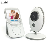 2.4 Inch Wireless Baby Monitor Video Nanny Babyphone Baby Support Intercom Radio Monitors with Camera Surveillance M50212