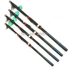 Wholesale Linewinder Carbon Fiber Telescopic Rod 2.4m 2.7m 3.0m 3.6m 4.5m Sea Fishing Rod Casting Rods