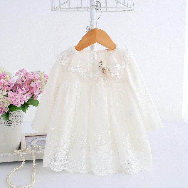 Baby Girl Dress 0-2Y Čipkane svečane haljinice za bebe devojčice 2