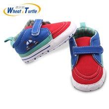 Новинка; детская обувь; дышащая парусиновая От 1 до 3 лет обувь