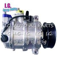 FOR CAR AUDI Q7 3.6L V6 GAS AC COMPRESSOR 2007 2010 471 1516 471 0516