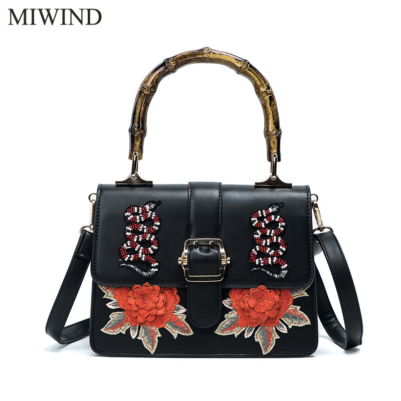 2017 MIWIND Free Shipping Fashion Lady Shoulder Bag High Quality PU Leather Women Handbag Messenger Bag WU72605 free shipping new fashion brand women s single shoulder bag lady messenger bag litchi pattern solid color 100