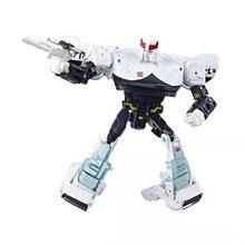 Cybertron delux class prowl 자동차 로봇 클래식 장난감 소년 컬렉션 액션 피규어