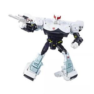 Image 1 - Siege War For Cybertron Delux Class Prowl Robot samochodowy klasyczne zabawki dla chłopców kolekcja figurka
