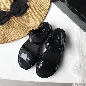 Melissa Woman Jelly Shoes 2020 New Women Sandals Roman Shoes Breathable Comfortable Beach Sandals Melissa Shoes