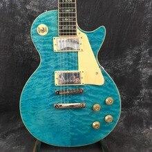 44ce43d1d1339 Compra lp electric guitar blue y disfruta del envío gratuito en ...