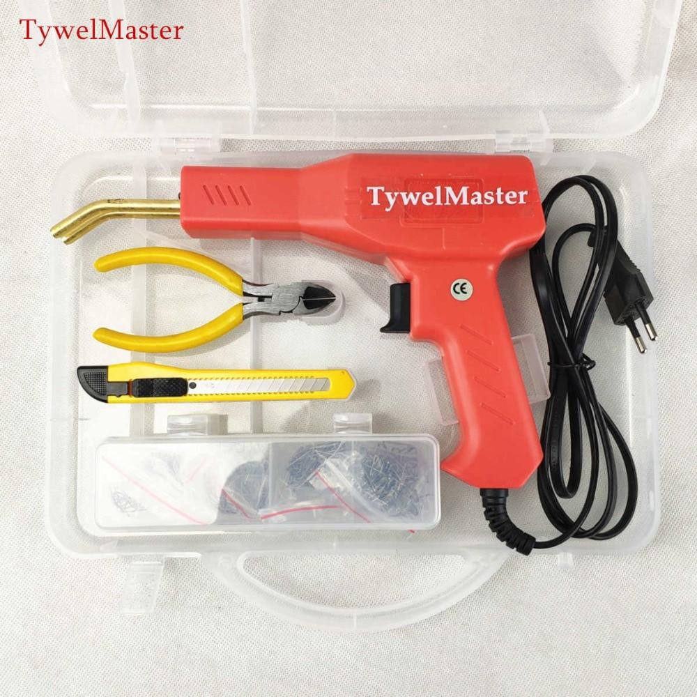 Outils de Garage soudeur en plastique pratique agrafeuses à chaud agrafeuse Machine de réparation en plastique PVC