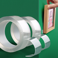 5 3 1/3/5/7cm x 3m Traceless Nano Magic Tape Double-Sided Tape For Peugeot 206 207 508 408 308 3008 4008 5008 406 Removable Sticker (1)