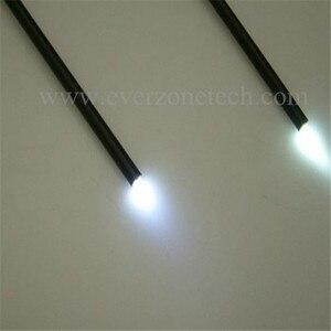 Image 4 - Заостренсветильник свет без УФ и инфракрассветильник 2,0 мм ПММА пластиковый оптоволоконный кабель 500 м/рулон наружный и подводный лучшее решение