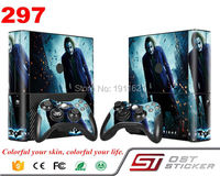 Pro Gamer Cover Decal For Xbox 360 Skin Sticker For Xbox 360 E Console 2 Controller
