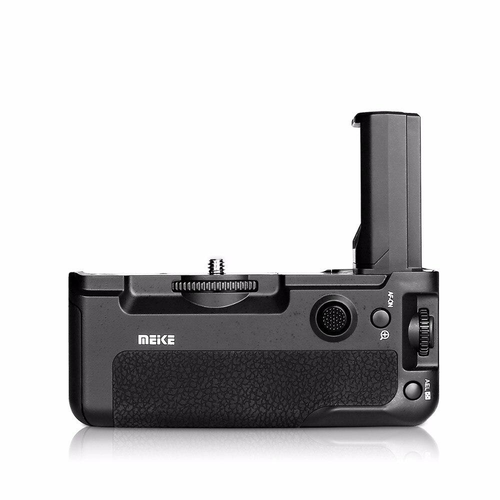 MEKE Meike MK A9 Presa Della Batteria per Controllo di ripresa Verticale-Funzione di scatto per Sony A9 A7RIII macchina fotografica