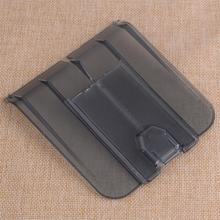 LETAOSK лоток для вывода бумаги в сборе серый пластик RM1-0659 RM1-2055-000 подходит для hp 1018 1020 1010 1012 1015 1022