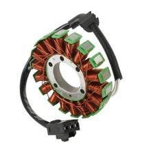Motorcycle Stator Coil & Gasket For Suzuki GSXR600 750 GSXR 600 06-15 Mageneto Generator Accessories