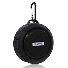 Portable Bluetooth speaker stereo subwoofer wireless mini music for mobile tablet notebook computers