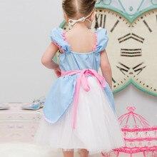 Toddler Girl Novelty Princess Vintage Tutu Dress Costume