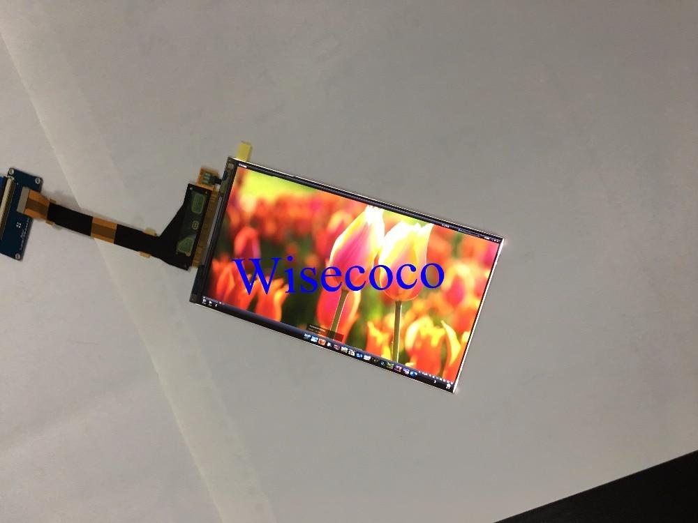 5,5 pulgadas TFT 2 K IPS LCD panel 1440X2560 1440 p LS055R1SX04 MIPI LCD para terminal de mano inteligente teléfono proyector DIY