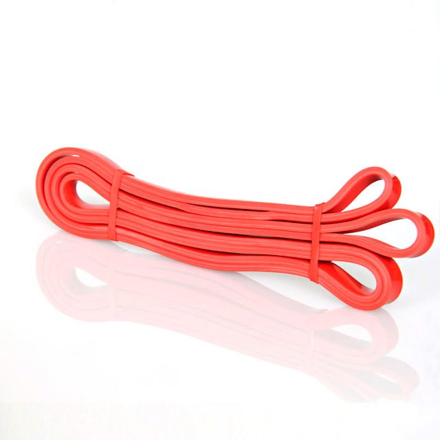 Fitness Equipment 208cm Sport Gym Rubber Band Fitness Equipment Elastic Exercise Bands Pull Up Strengthen Muscles
