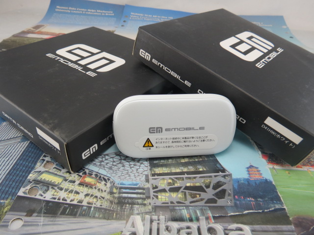 Huawei D41HW Unlock 3G SIM Card USB Modem Wireless Dongle