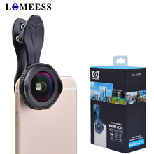 Professional 4K HD 16MM Super Wide Angle Mobile Phone Camera Lens Circular Polarizing Filter with Clip for Smartphone