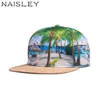 Naisley القبعات snapback قبعة البيسبول كاب موضة جديدة شجرة جوز و قبعات الرجال الهيب هوب gorras casquette العظام قبعات النساء قبعة ظلة