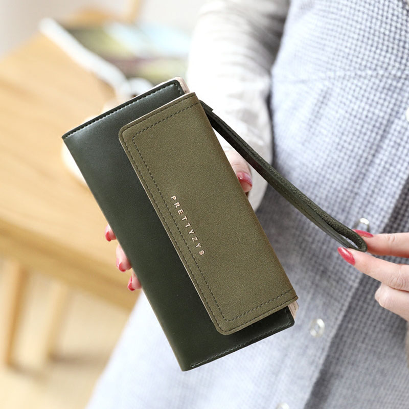 Hot Selling Wallet Women Purse Long Women's Wallets Luxury Designer Coin Clutch Purses Female Wristlet Purse Lady Card Holder bosch waw28740oe