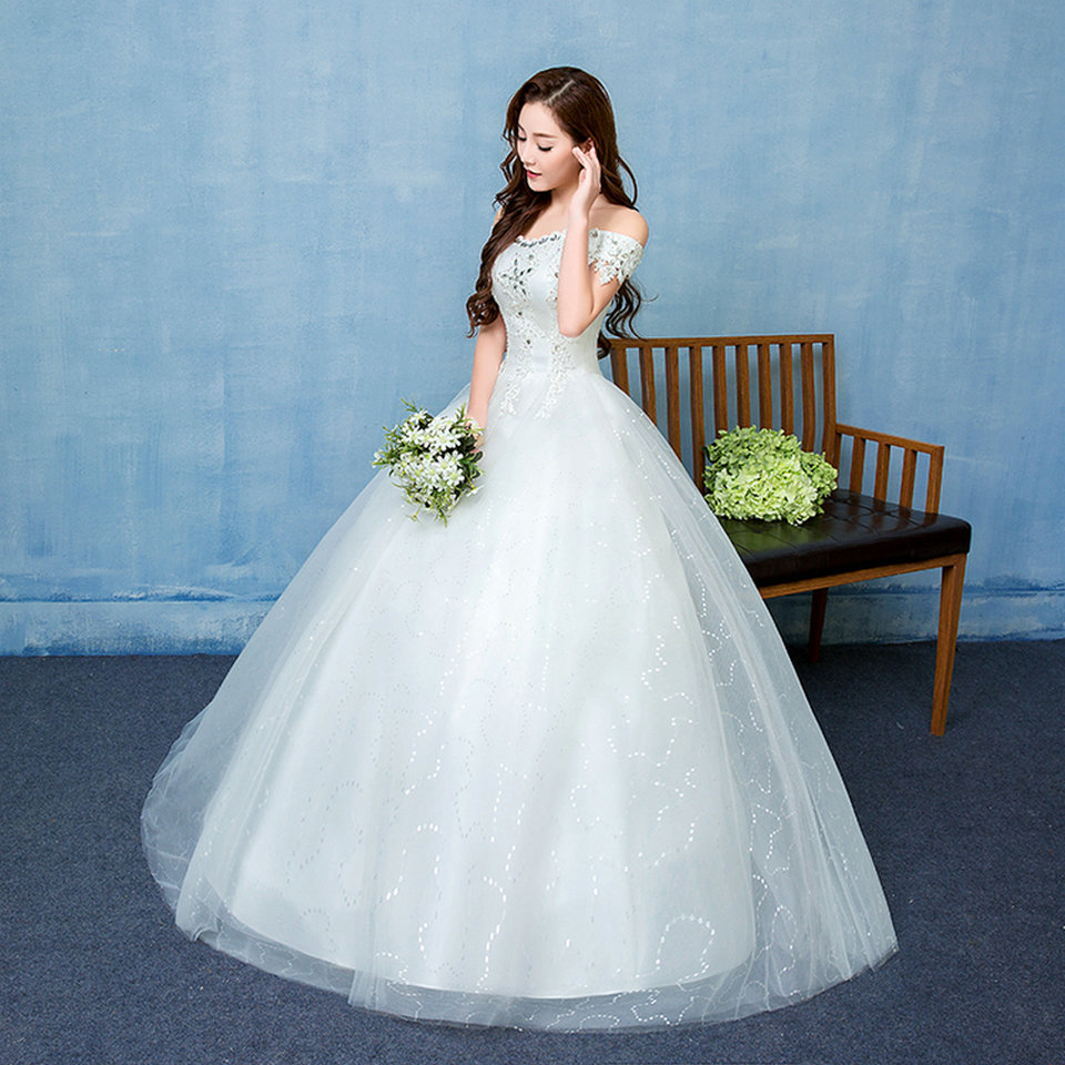 Old Fashioned Wedding Dress Stores In Kansas City Illustration - All ...