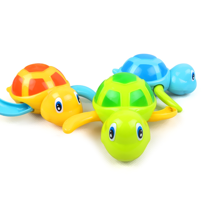 Turtle Toys For Boys : Pc baby toys little turtle bath swimming animal