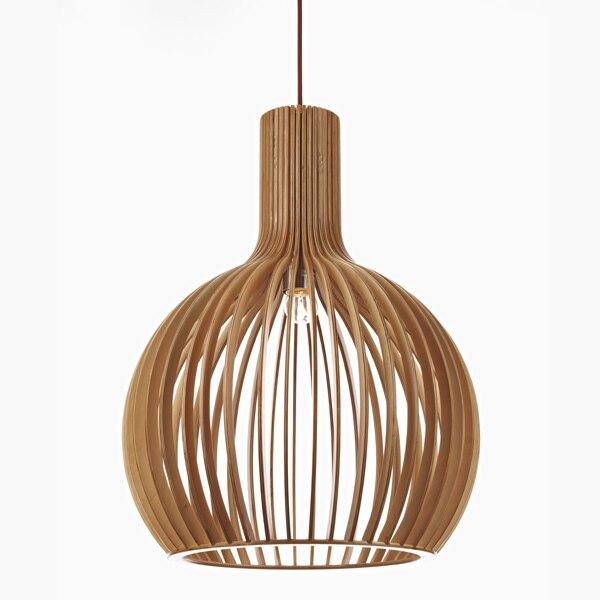 Bekend houten lamp design yk 41 blessingbox for Design lamp hout