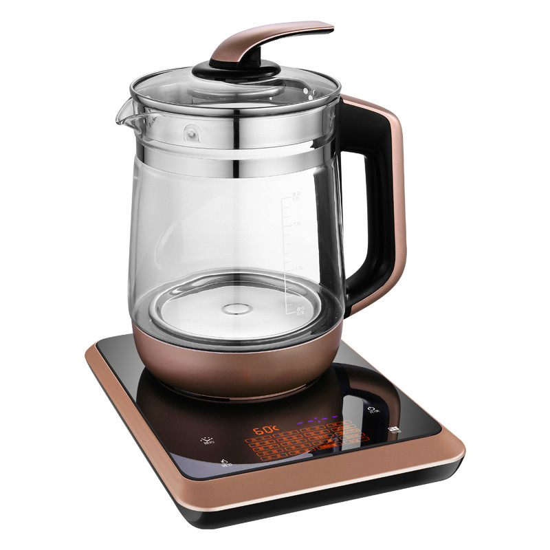 Health pot full automatic thickening glass electric kettle multi-functional tea black decoction цена в Москве и Питере